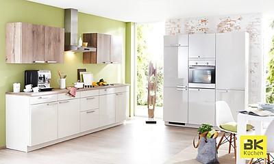 En términos de acabados y equipamiento interior, BK Küchen apuesta por la calidad alemana.