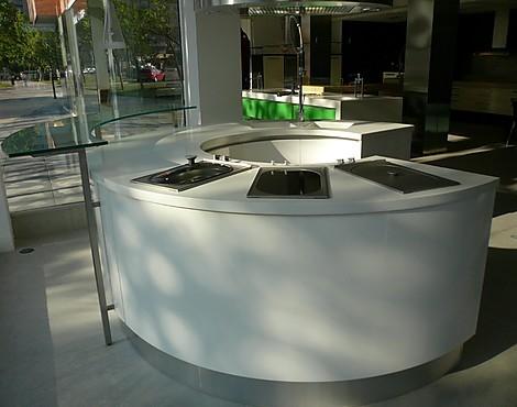 cocina lacada en blanco brillo cocina pedini modelo artica