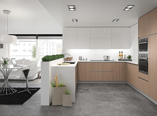 Fotos de cocina para inspirarse en la galer a de cocinas - Muebles de cocina forlady ...