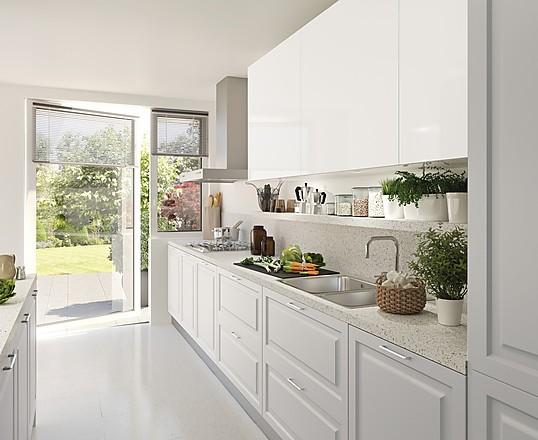 Fotos de cocina para inspirarse en la galer a de cocinas p gina 3 - Cocinas blancas clasicas ...