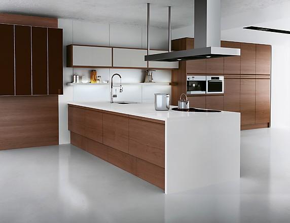 Fotos de cocina para inspirarse en la galer a de cocinas - Frentes de armarios de cocina ...