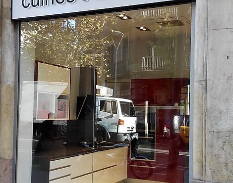Cocinas de exposici n mesdecuines bcn s l u en barcelona - Exposicion cocinas barcelona ...