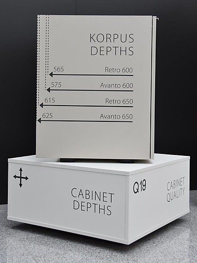 Medidas de armazón Rotpunkt