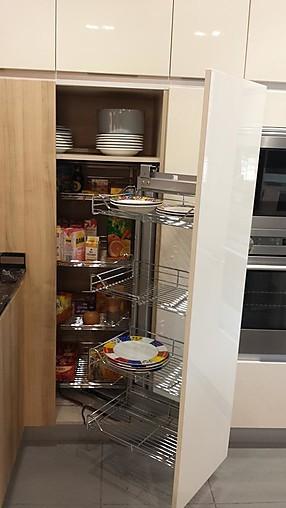 Forlady cocina de exposici n mueble polilaminado beige - Muebles cocina forlady ...