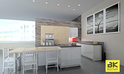 Cualquiera que busque una cocina moderna de alta calidad, encontrará en BK Küchen el sitio adecuado.