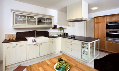 Cocinas rústicas modernas: trucos para crear cocinas rústicas ...