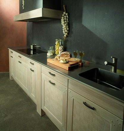 Todo sobre las cocinas de madera maciza: La cocina de madera ...