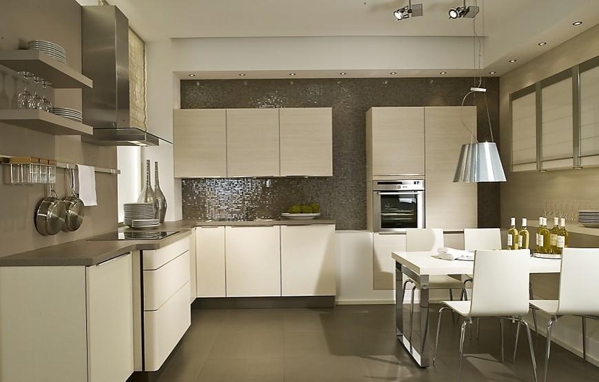De verde inspiraciones mueble cocina - Como limpiar muebles de cocina de madera ...