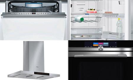 Diseño de cocinas - Electrodomésticos de cocinas: elegir el ...