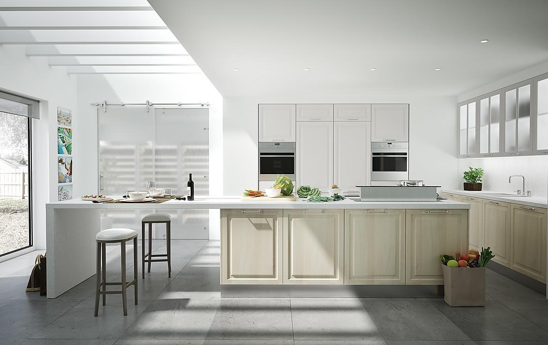 Cocina forlady 4 for Fotos cocinas blancas