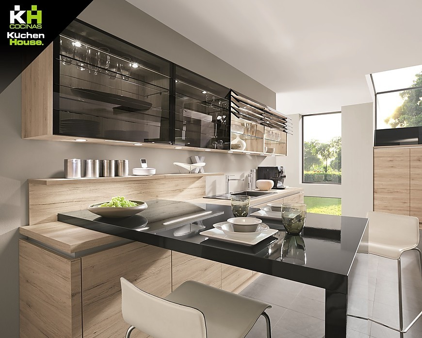 Detalles del diseño: fotos de cocina en la galeria de cocinas ...