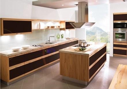 Estilos de cocinas de madera: Del estilo rústico a la cocina de ...