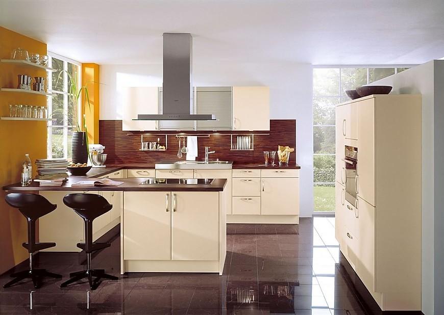 Fotos de cocina para inspirarse en la galer a de cocinas - Cocinas en forma de u ...