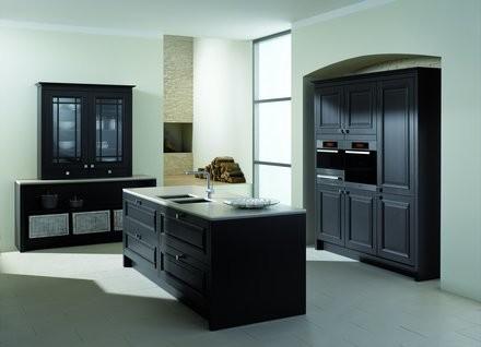 Todo sobre las cocinas de madera maciza: La cocina de madera de ...