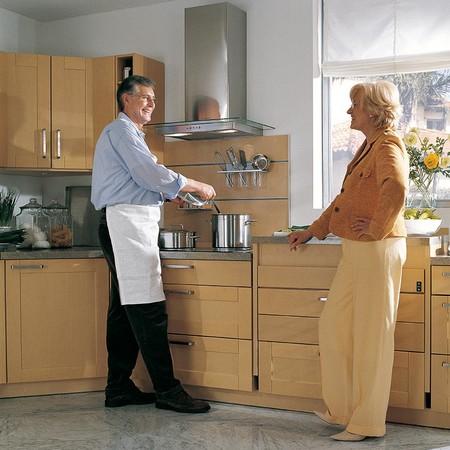 Dise ar una cocina sin barreras as puede planificar una - Planificar cocina online ...