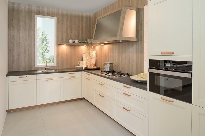 Cocinas rusticas en l ideas de dise o de - Disenar mi propia cocina ...