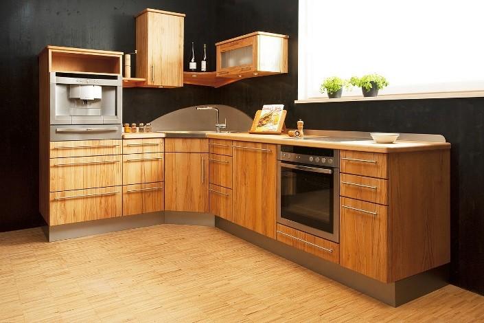 Todo sobre las cocinas de madera maciza. La cocina de madera ...