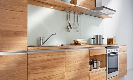 Tipos de madera para cocinas de madera- La cocina de madera de ...