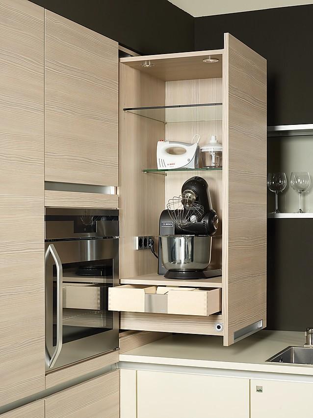 Armario para electrodom sticos peque os y otros enseres de for Cocinas completas con electrodomesticos