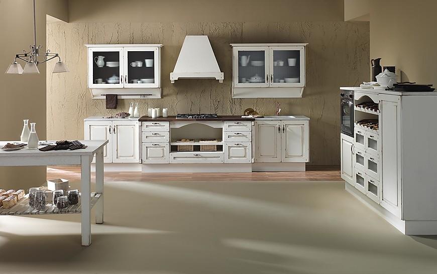 Cocinas pino fotos de cocinas en la galer a - Muebles coloniales blancos ...