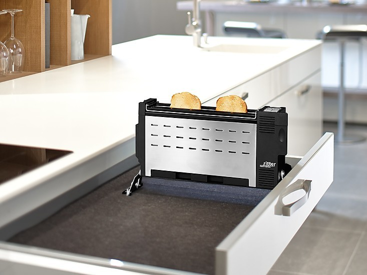 La tostadora de ritterwerk innovadora tostadora para la - Tostadora diseno ...